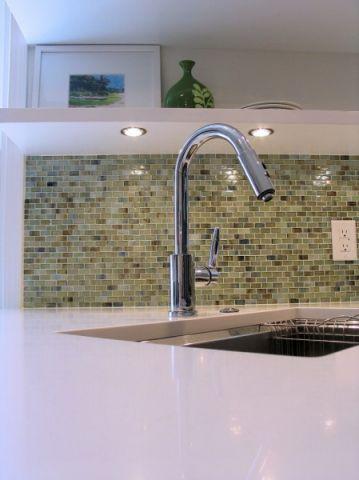 厨房细节混搭风格装饰设计图片