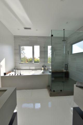浴室吊顶现代风格装修设计图片