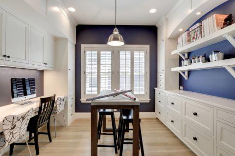 240平米公寓美式风格装修图片