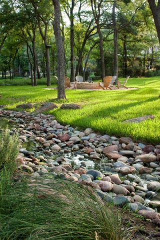 花园细节地中海风格装修效果图