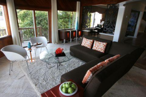 客厅沙发混搭风格装修效果图