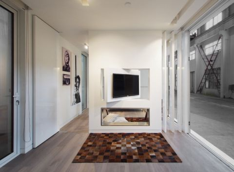 115平米楼房现代风格装修图片