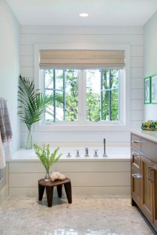 浴室吊顶北欧风格装饰设计图片