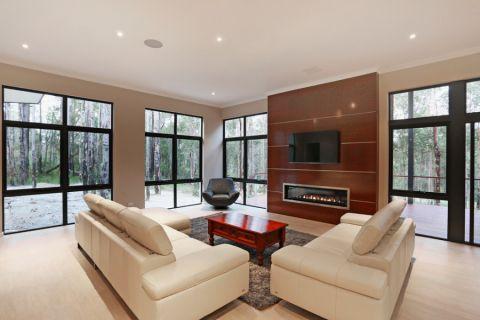 108平米二居室现代风格装修图片