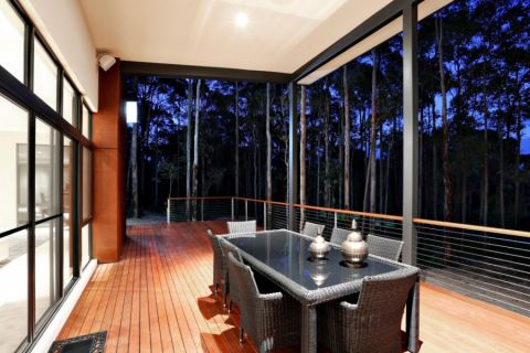 阳台吊顶现代风格装潢设计图片