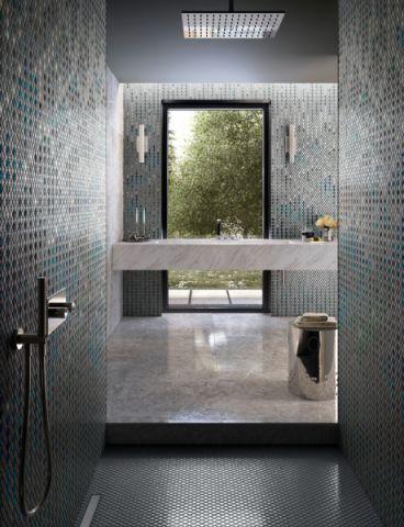 浴室吊顶混搭风格效果图