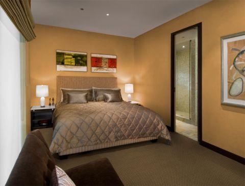 77平米二居室现代风格装修图片