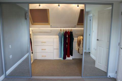 120平米四居室现代风格装修图片
