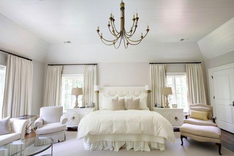 158平米套房美式风格装修图片