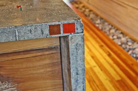 厨房地板砖现代风格装修效果图