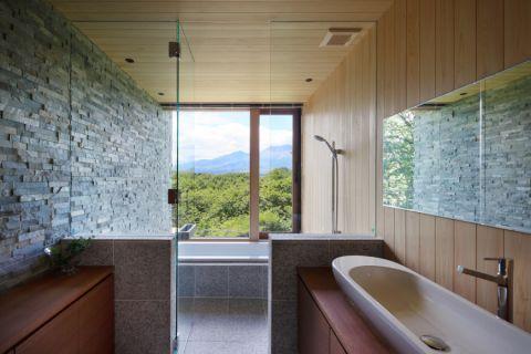 浴室吊顶现代风格装饰图片