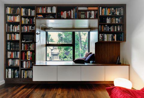 客厅榻榻米现代风格装饰图片