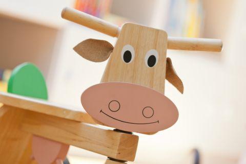 儿童房细节现代风格装饰设计图片