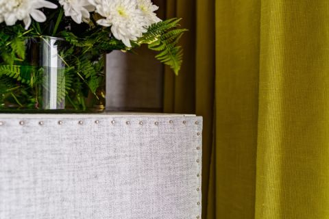 卧室床头柜北欧风格装饰效果图