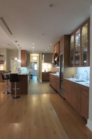 厨房吊顶现代风格效果图
