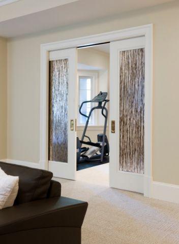健身房走廊美式风格装饰效果图