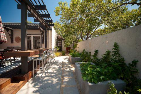 阳台背景墙现代风格效果图