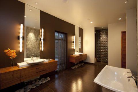 卫生间吊顶现代风格装修图片