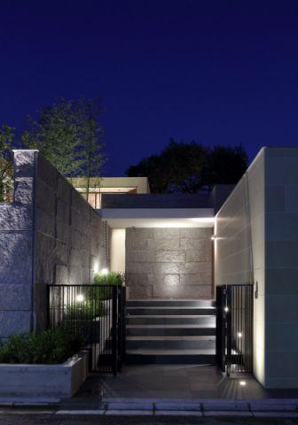 外景走廊现代风格装修效果图