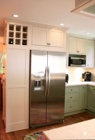 厨房细节混搭风格装饰效果图