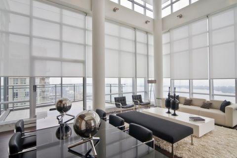 156平米庭院现代设计图欣赏_土拨鼠装修效果图