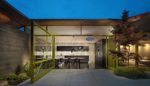 2019现代110平米装修设计 2019现代别墅装饰设计