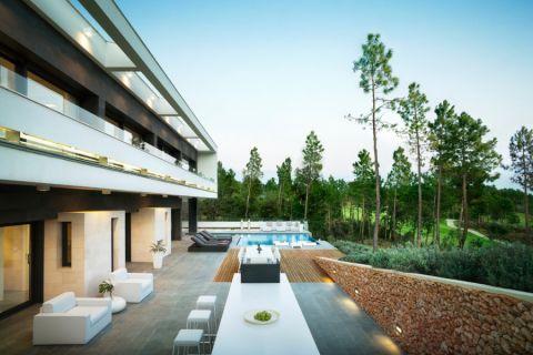 阳台沙发现代风格装修设计图片