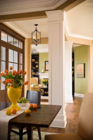 玄关灯具现代风格装饰效果图