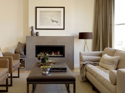 客厅现代风格效果图大全2017图片_土拨鼠时尚休闲客厅现代风格装修设计效果图欣赏