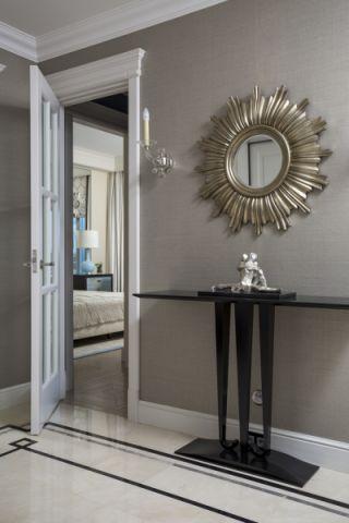 卧室走廊现代风格装潢效果图