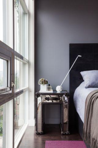 卧室床头柜现代风格装修效果图