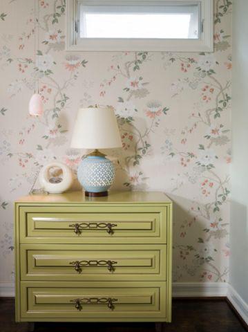 卧室背景墙现代风格装修设计图片