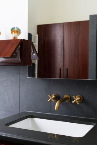 浴室细节混搭风格装饰图片
