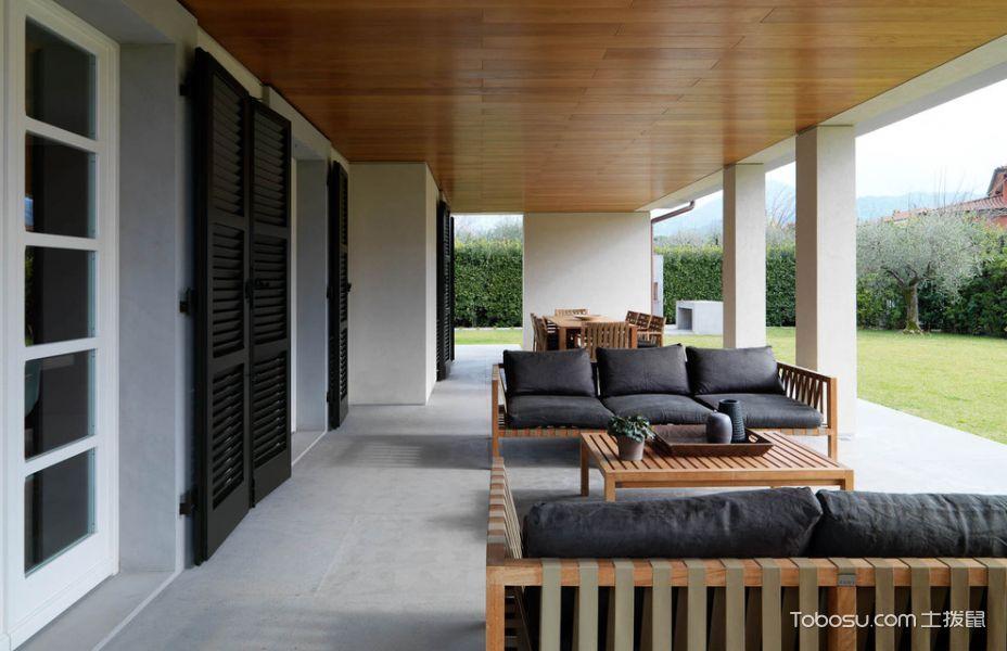 阳台现代风格效果图大全2017图片