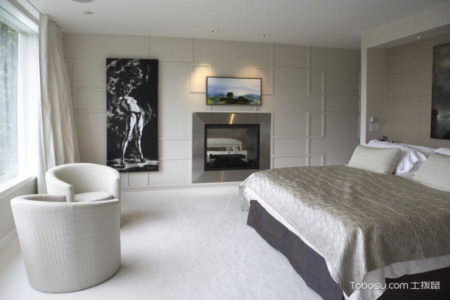 300㎡以上 /现代/二居室装修设计