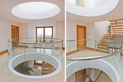 楼梯现代风格效果图大全2017图片_土拨鼠美感清新楼梯现代风格装修设计效果图欣赏