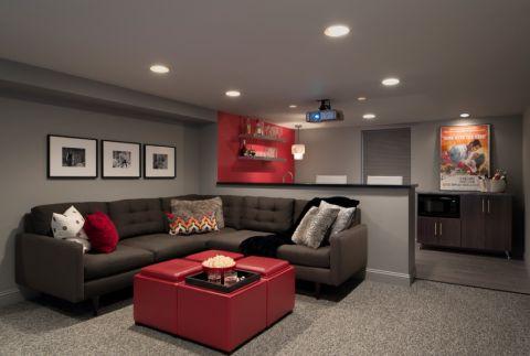 客厅现代风格效果图大全2017图片_土拨鼠大气奢华客厅现代风格装修设计效果图欣赏