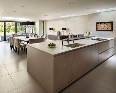 厨房隔断现代风格装饰图片