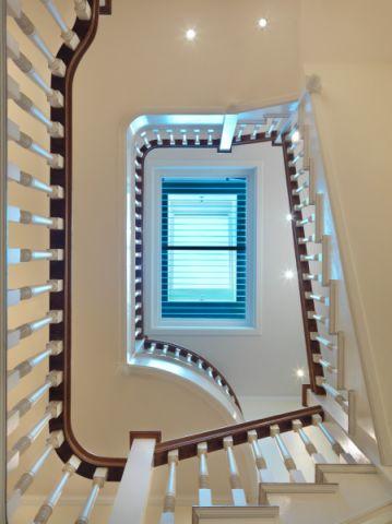 客厅楼梯现代风格装潢图片