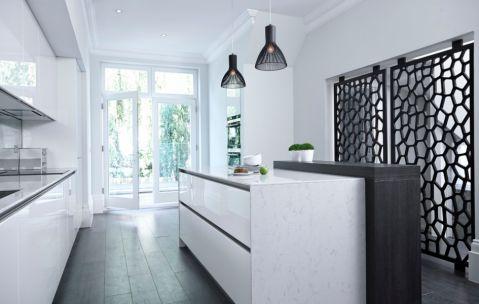 厨房走廊现代风格装饰设计图片