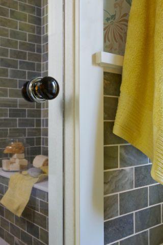 浴室细节美式风格装修设计图片