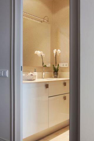 浴室细节现代风格效果图