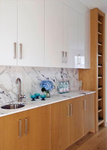 厨房橱柜现代风格装修效果图