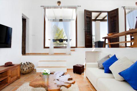 客厅地中海风格效果图大全2017图片_土拨鼠完美质感客厅地中海风格装修设计效果图欣赏