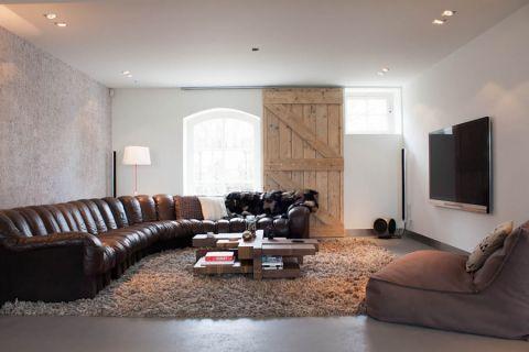 客厅现代风格效果图大全2017图片_土拨鼠美感摩登客厅现代风格装修设计效果图欣赏