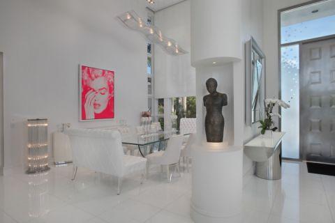 2019现代240平米装修图片 2019现代别墅装饰设计