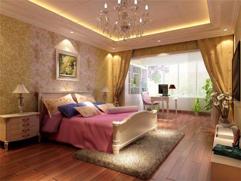 厨房地板砖东南亚风格装饰效果图