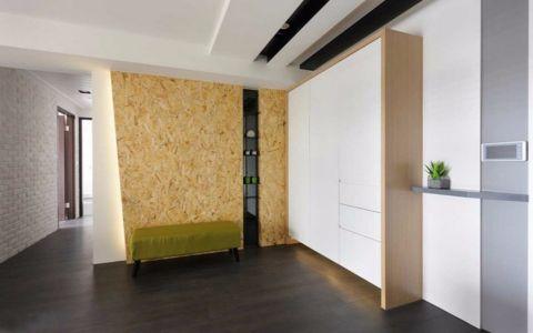 玄关门厅欧式风格装潢效果图