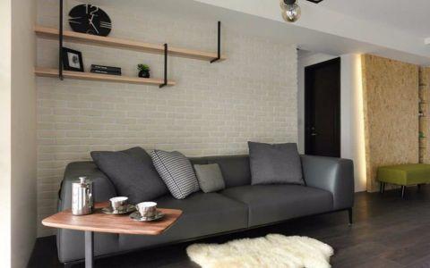 客厅照片墙欧式风格装修设计图片