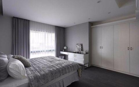卧室衣柜欧式风格效果图